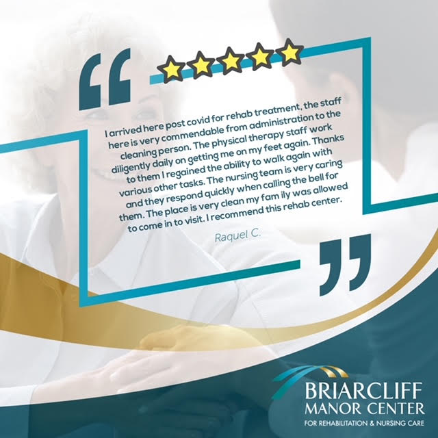Review from Raquel C.