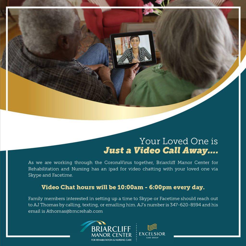 Video Calls at BMC