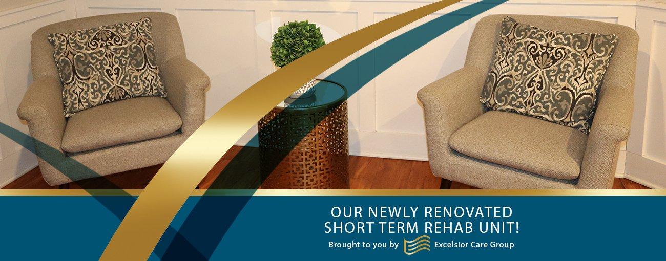 Short Term Rehab Slide #5