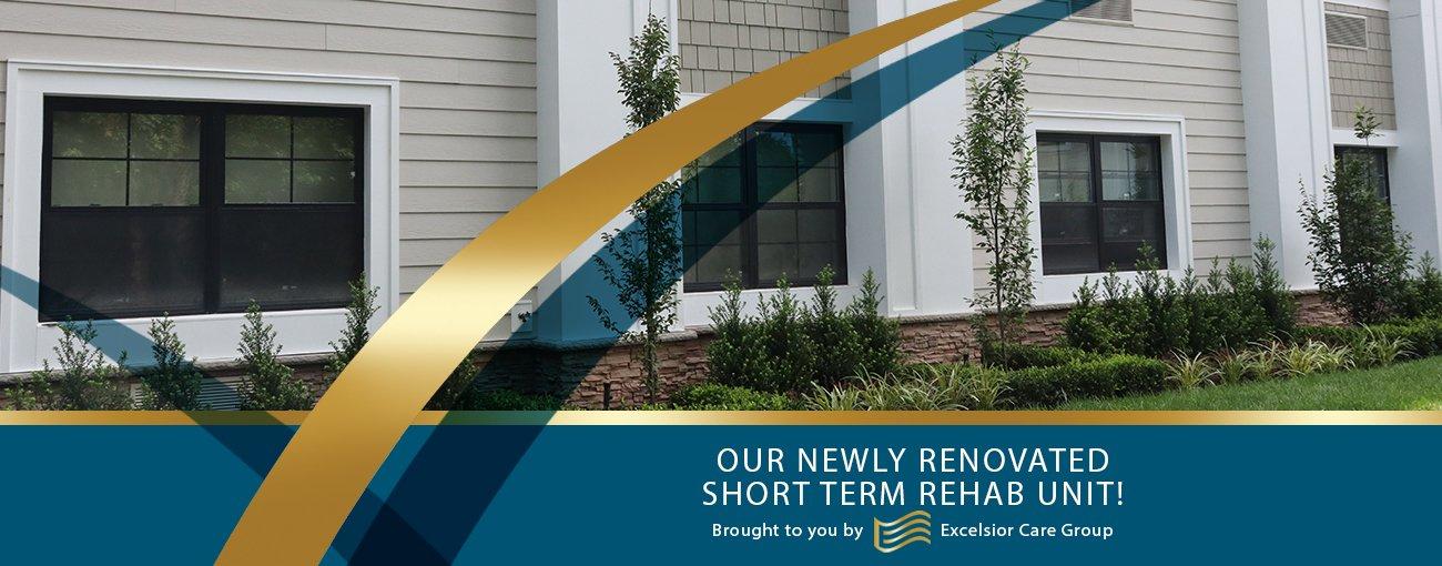 Short Term Rehab Slide #3